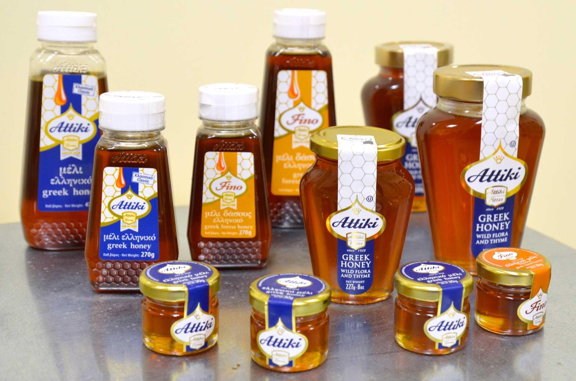 Honey saintsetovy. Properties, price 85