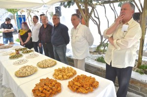 Tinos Food Paths 2016