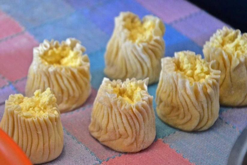 Τσιμπητά Τήνου - Γλυκά με μέλι - Greek Gastronomy Guide