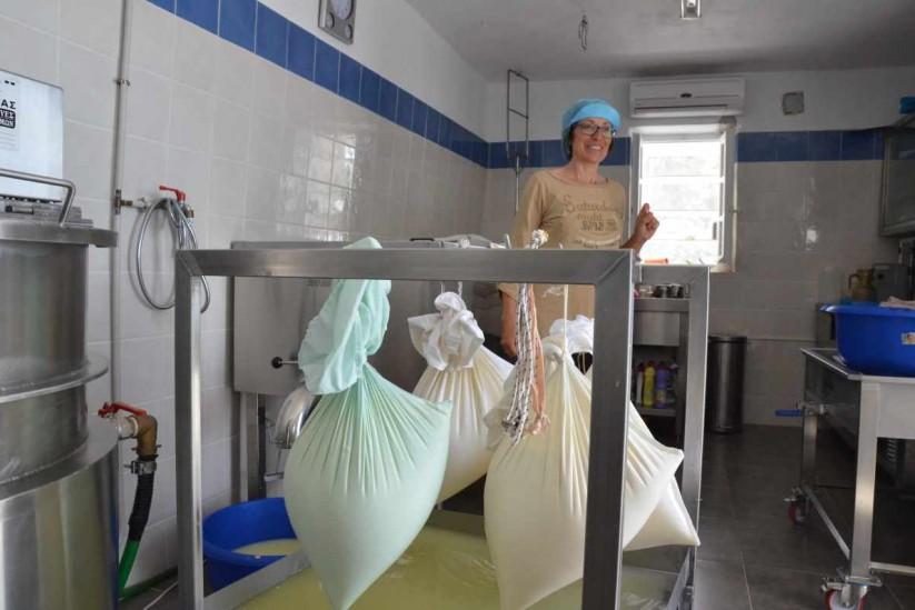 Τυροκομείο Αγγέλας Ρουγγέρη καρίκι μαλαθούνι