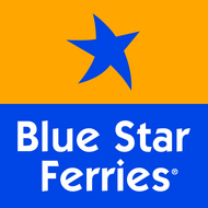 blue star ferries sponsor
