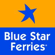 blue star ferries sponsor