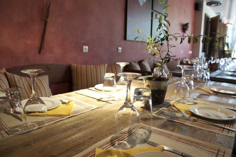 Εστιατόριο Ελιά και Δυόσμος, Σκαλάνι, Ηράκλειο Κρήτης