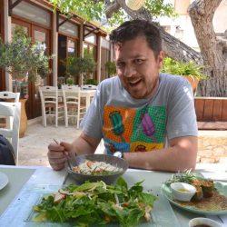 Εστιατόριο Κρίταμον, Αρχάνες, Κρήτη