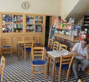 Το καφενείο του Γιάννη Πιτσουνάκη στην Επισκοπή Ηρακλείου