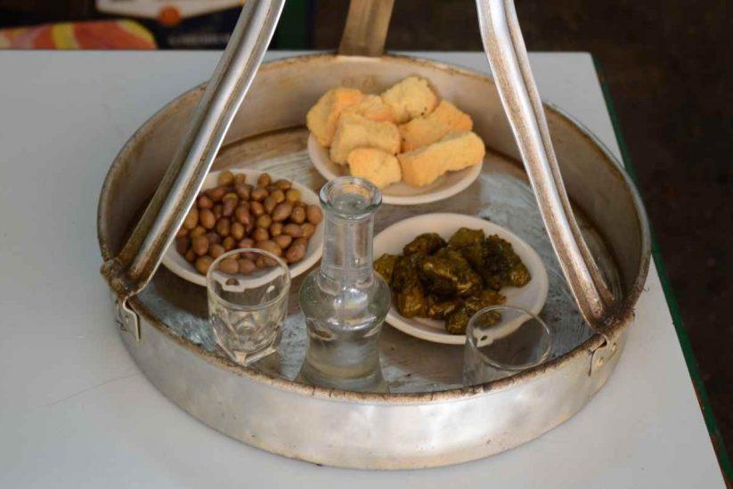 Καφενείο Σαρανταυγά, Ηράκλειο Κρήτης