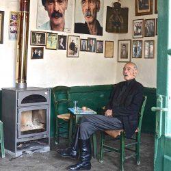 Το καφενείο του Σκουλά στα Ανώγεια της Κρήτης