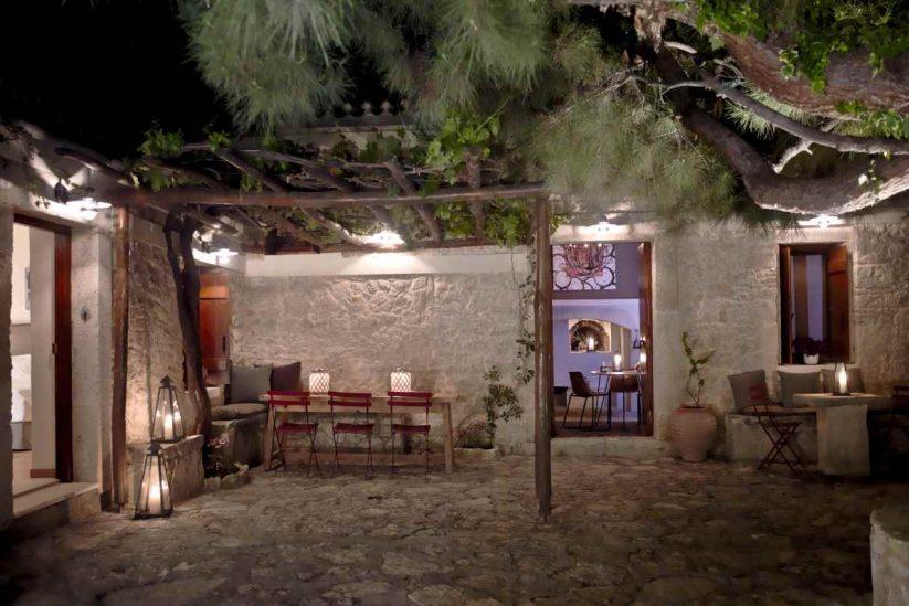 Οινοποιείο Μπουτάρη στο Σκαλάνι Κρήτης