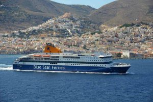 Blue Star Ferries - Υποστηρικτής Greek Gastronomy Guide