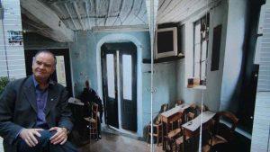 Παραδοσιακό καφενείο στο Ευρωκοινοβούλιο, μια πρωτοβουλία του Στέλιου Κούλογλου