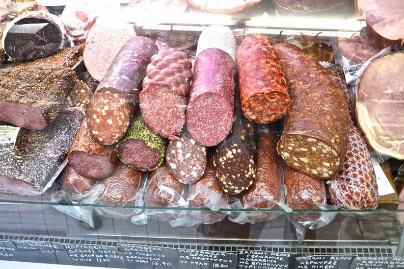 Αλλαντικά Sary - Παρασκευάς Σαρήμπογιας - Δράμα