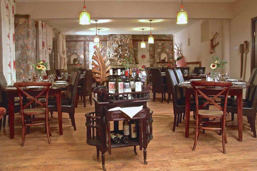 Ξενοδοχείο Αλώνι του Κυρ Θανάση στον Βώλακα Δράμας