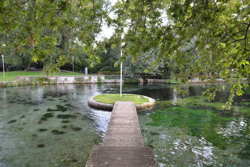 Πάρκο Αγίας Βαρβάρας - Δράμα