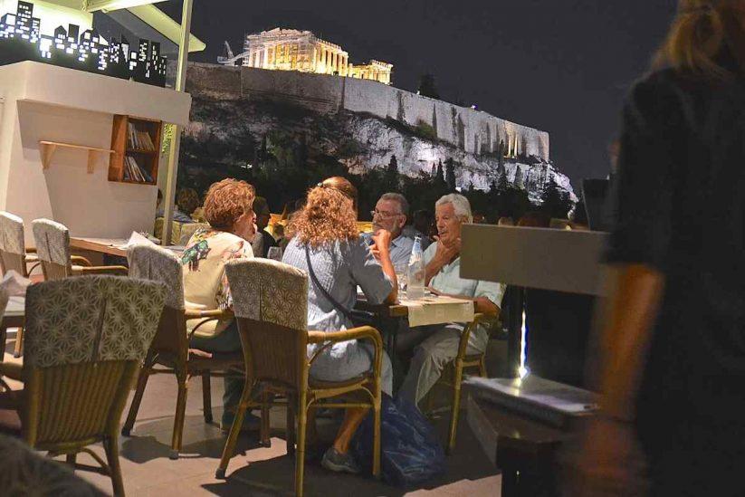 Attikos Restaurant - Ακρόπολη, Αθήνα