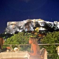 Electra Roof Garden - Πλάκα, Αθήνα - Greek Gastronomy Guide