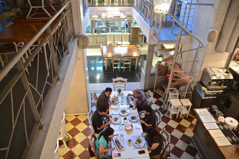 Εστιατόριο Kuzina - Άρης Τσανακλίδης - Greek Gastronomy Guide