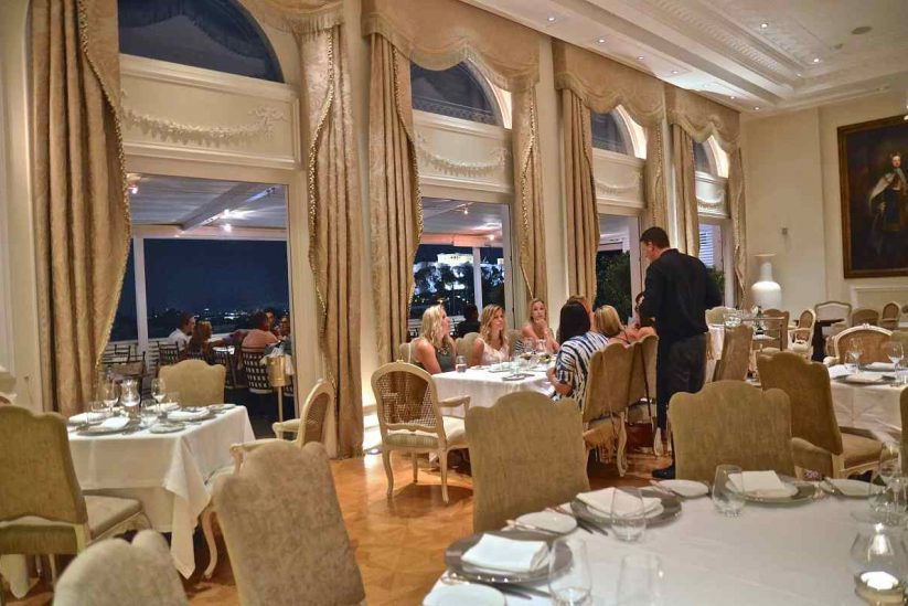 Tudor Hall στο King George Athens - Greek Gastronomy Guide