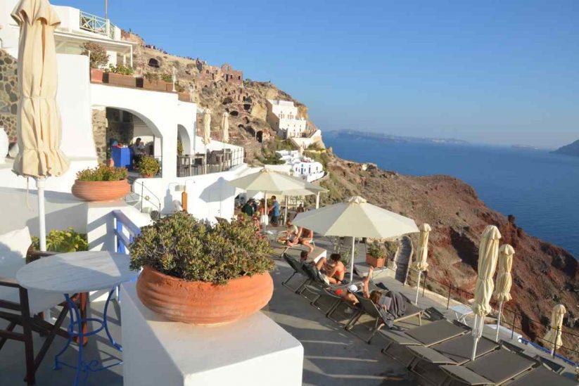 Esperas Hotel - Σαντορίνη - Greek Gastronomy Guide