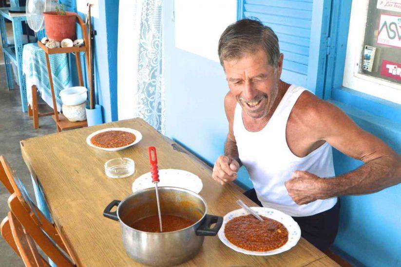 Ουζερί - Ταβέρνα Γαλήνη - Αστυπάλαια - Greek Gastronomy Guide
