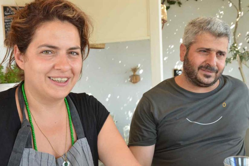 Ταβέρνα η κυρά Ποθητή στη Σχοινούσα - Greek Gastronomy Guide