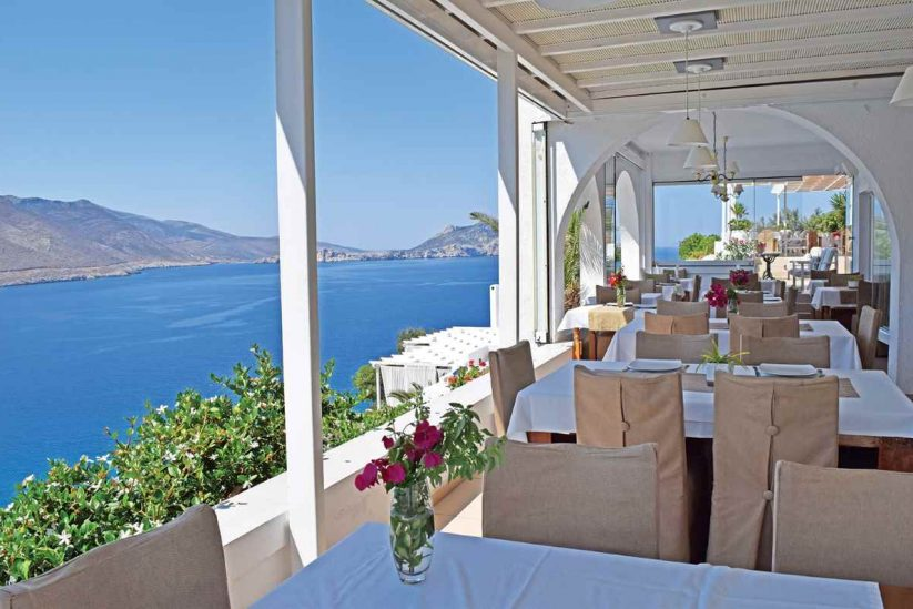 Aegialis Hotel & Spa - Αμοργός - Greek Gastronomy Guide