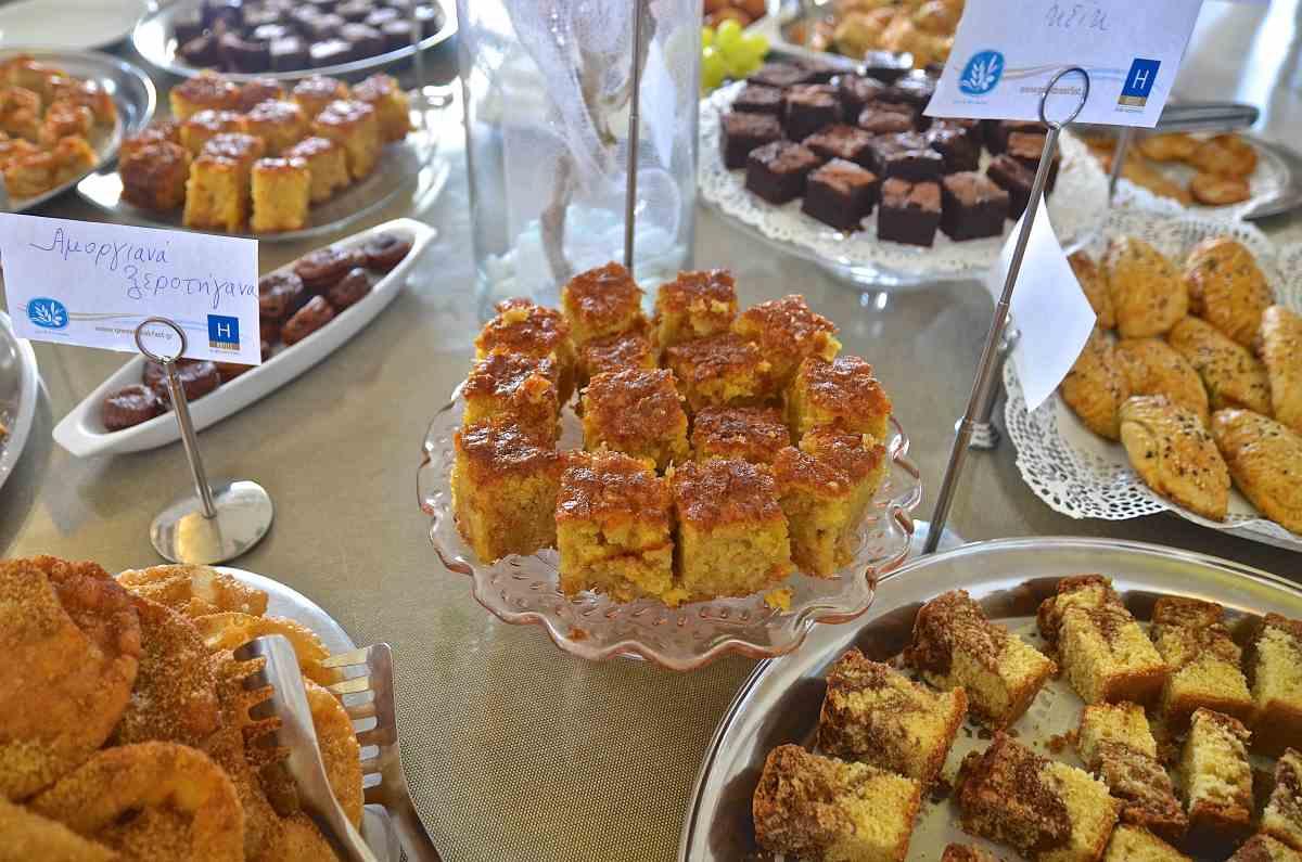 Ελληνικό Πρωινό Αμοργού - Greek Gastronomy Guide