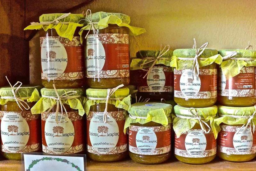Γυναικείος Συνεταιρισμός Ραχών Ικαρίας - Greek Gastronomy Guide