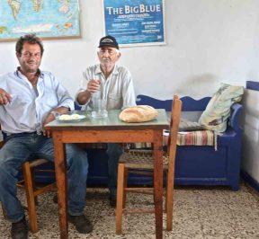 Το καφενείο του Νικήτα - Κολοφάνα, Αμοργός - Greek Gastronomy Guide
