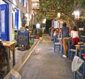 Το λιμάνι της κυρά Κατίνας - Αιγιάλη, Αμοργός - Greek Gastronomy Guide