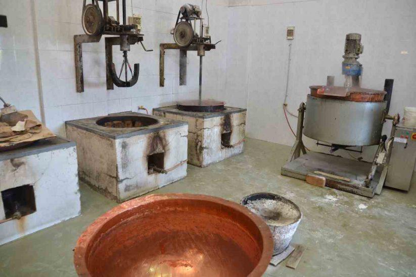 Λουκούμια Λειβαδάρας - Σύρος - Greek Gastronomy Guide