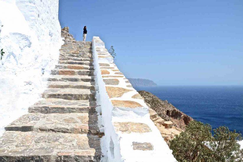 Παναγιά η Χοζοβιώτισσα - Αμοργός - Greek Gastronomy Guide