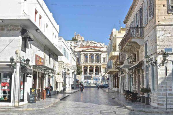 Τόπος - Ιστορία Σύρου - Greek Gastronomy Guide