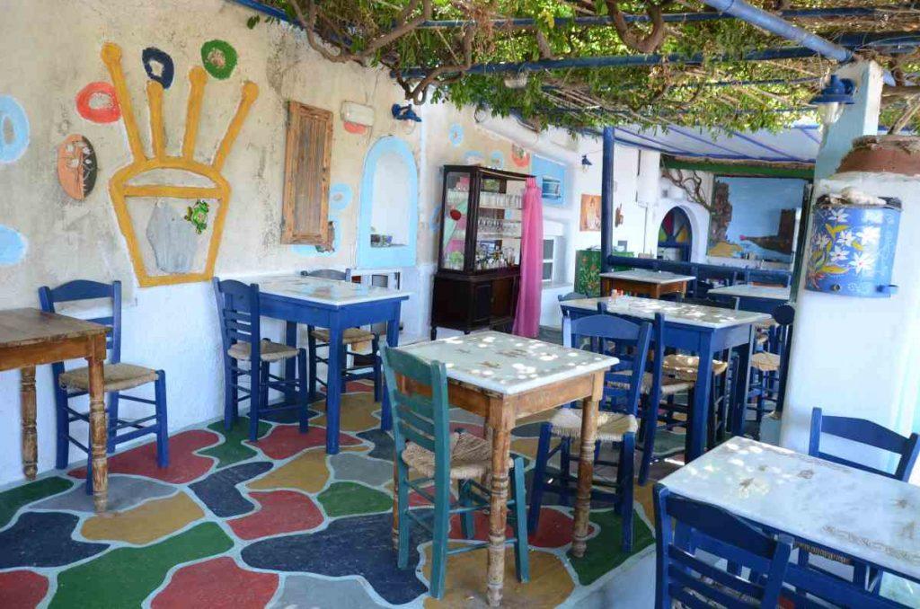 Ταβέρνα Νίκος - Λαγκάδα, Αμοργός - Greek Gastronomy Guide