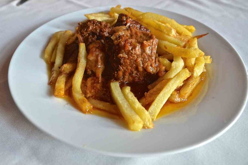 Ταβέρνα Η Παλιά Αγορά του Αιγίου - Greek Gastronomy Guide