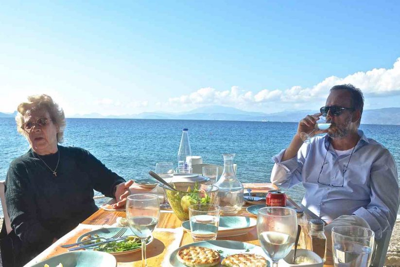 Four Seasons Hydra - Ύδρα, Πλάκες - Greek Gastronomy Guide