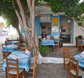 Ταβέρνα Lulus (Αφοί Καλαμαρά) - Ύδρα - Greek Gastronomy Guide