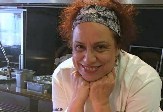 Στέλλα Σπανού - Η αεικίνητη - Greek Gastronomy Guide