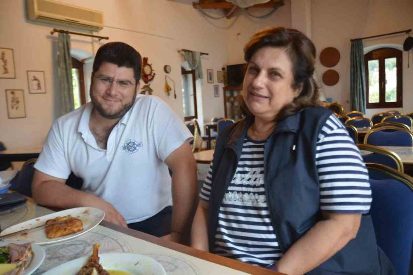 Γεύσεις εν Πλω - Κότρωνας, Μάνη - Λακωνία - Greek Gastronomy Guide