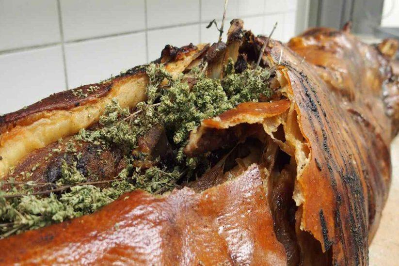 Γουρνοπούλα Μεσσηνίας - Greek Gastronomy Guide