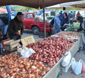 Λαϊκή Αγορά Καλαμάτας - Μεσσηνία - Greek Gastronomy Guide