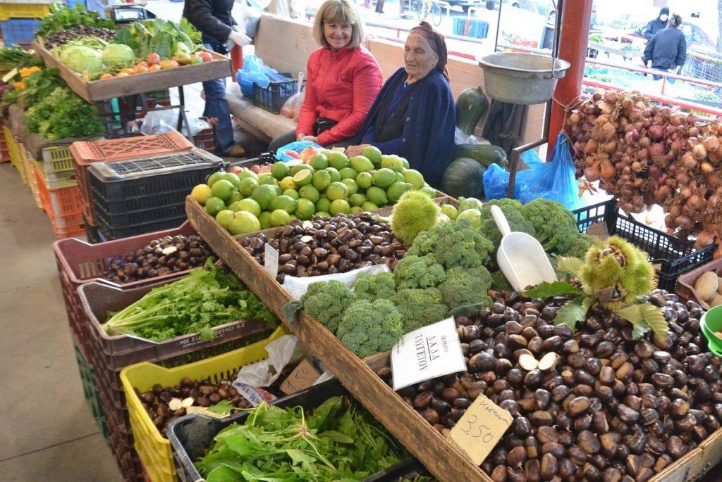 Λαϊκή Αγορά Καλαμάτας