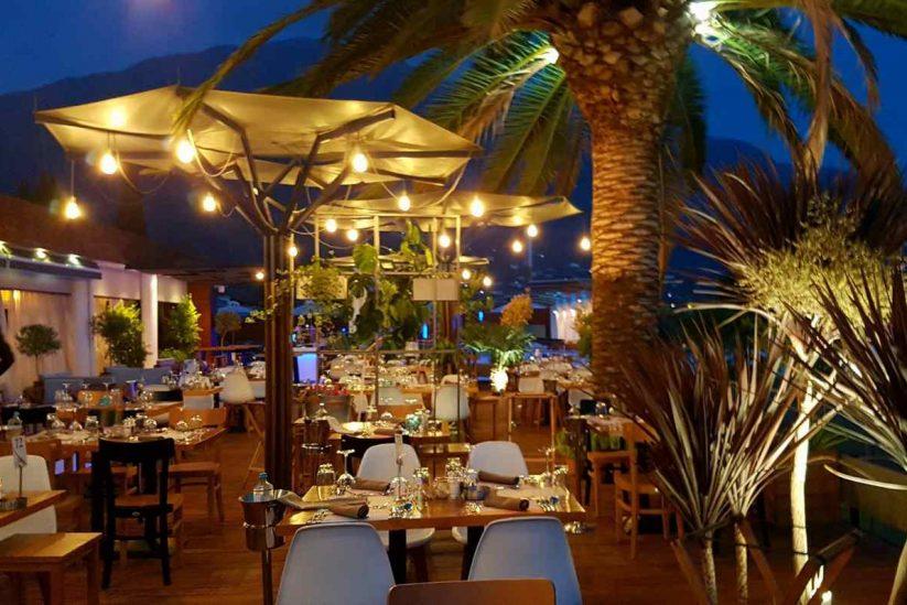 Yiamas Gastro Bar - Elite City Resort Καλαμάτα - Greek Gastronomy Guide