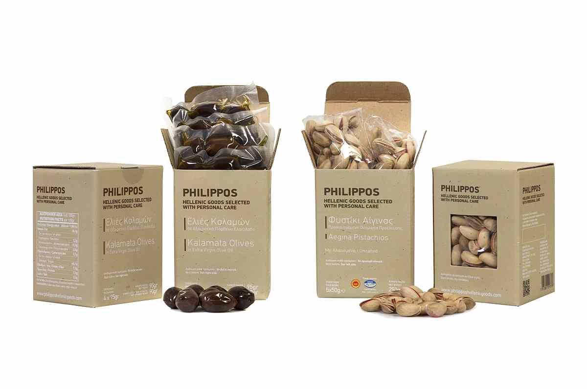 Νέα προϊόντα της PHILIPPOS HELLENIC GOODS