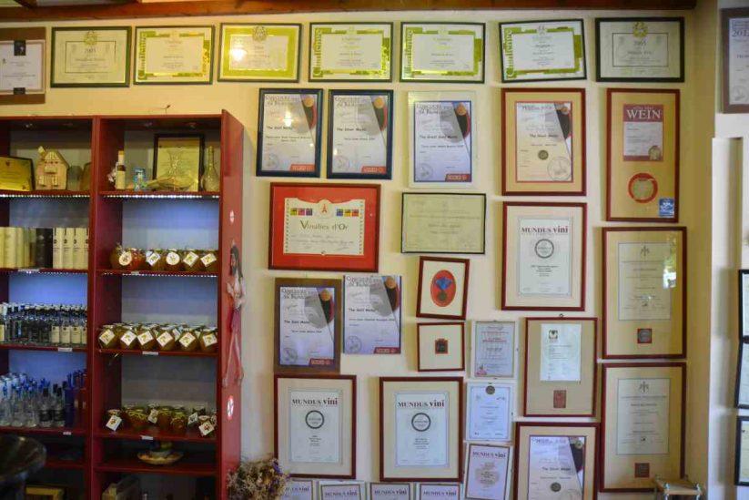 Κτήμα Παλυβού - Αρχαία Νεμέα, Κορινθία - Greek Gastronomy Guide