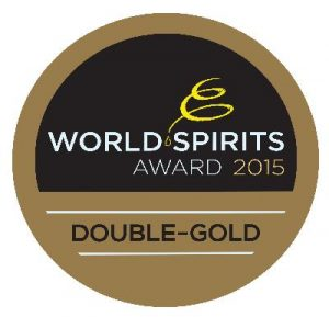 Double - Gold Medal World Spirits