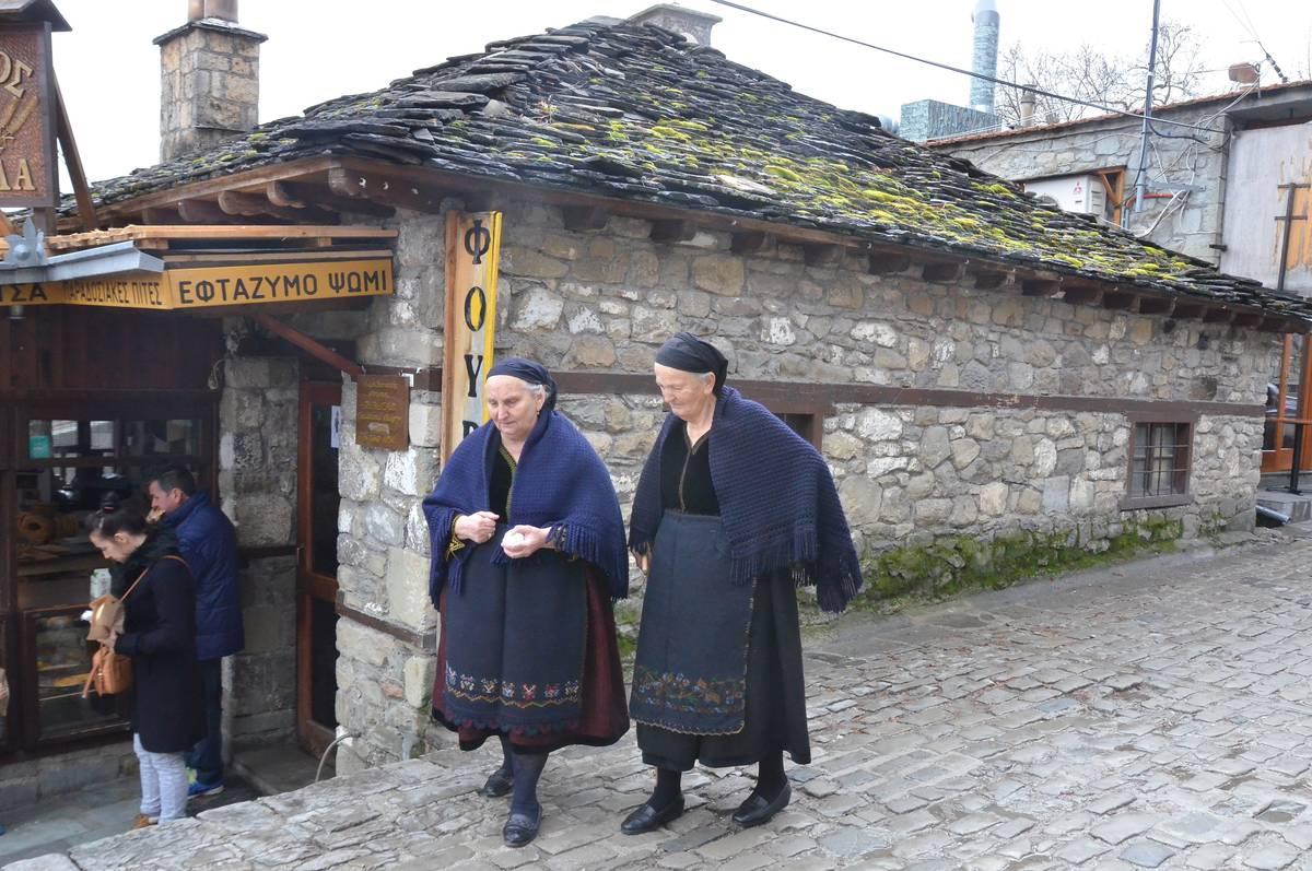 Ένα ξεχωριστό τριήμερο στο Μέτσοβο - Greek Gastronomy Guide