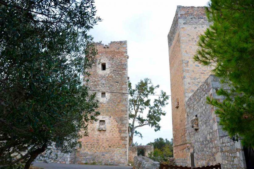 Βάθεια - Οι πύργοι της Μάνης - Greek Gastronomy Guide