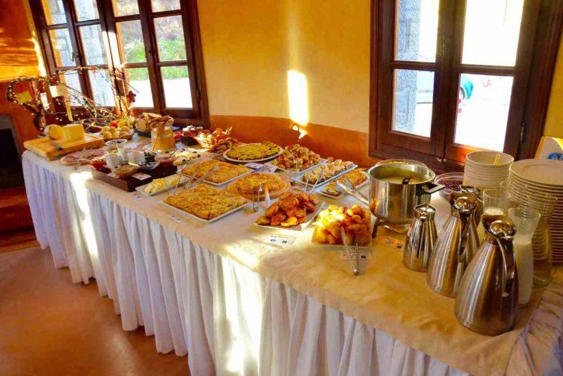 Ξενοδοχείο Katogi Averoff - Μέτσοβο - Ελληνικό Πρωινό - Greek Gastronomy Guide
