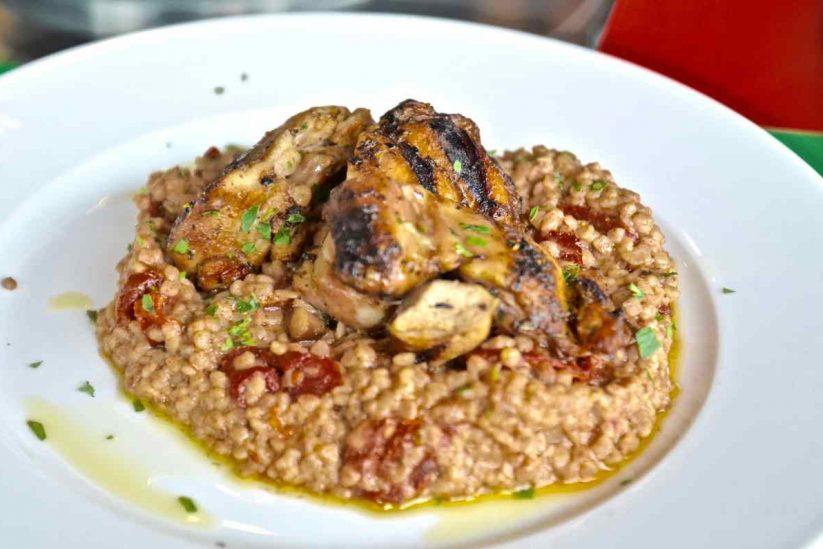 Το εστιατόριο στο Μουσείο Ακρόπολης - Αθήνα - Greek Gastronomy Guide