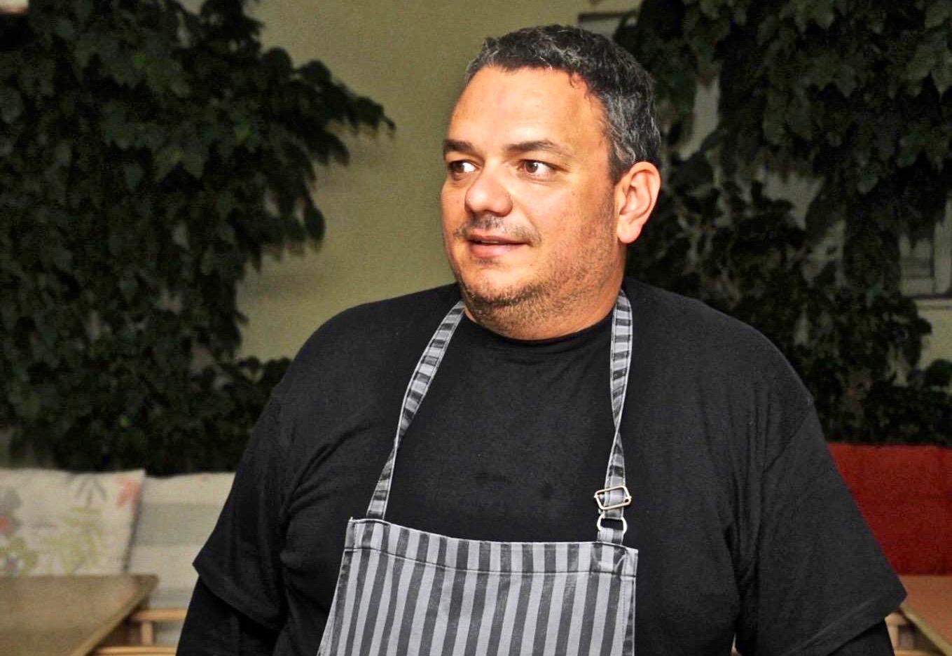 Αντώνης Ψάλτης - ο αθόρυβος ηγέτης - Greek Gastronomy Guide